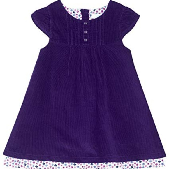 Baby Girls Tartan Sleeveless Dress From Jojo Maman Bebe Size 6-12 Months Baby